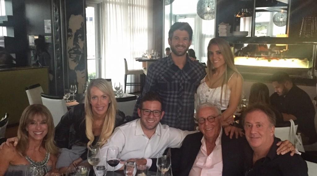 Steven's Family June 12, 2015
